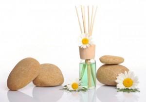 Aromaterapia casera