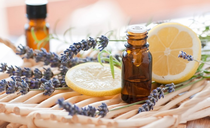 Aromaterapia para el hogar
