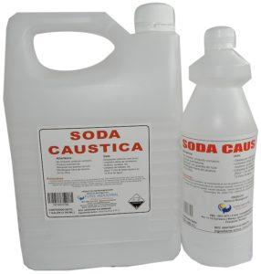 Soda caustica