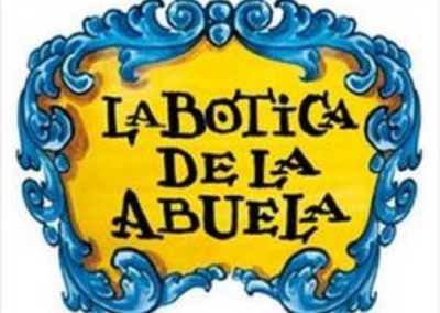 """Colaboración con el programa de remedios caseros """" La Botica de la Abuela""""."""