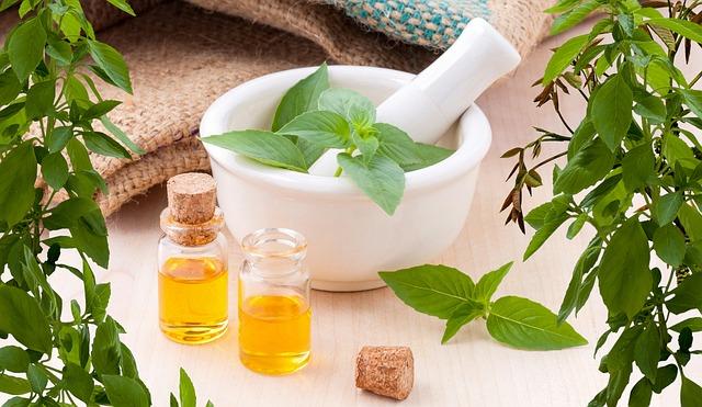 la aromaterapia en la cosmetica natural