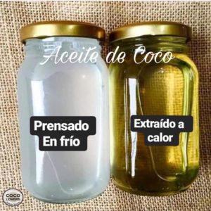 cosmética natural coco