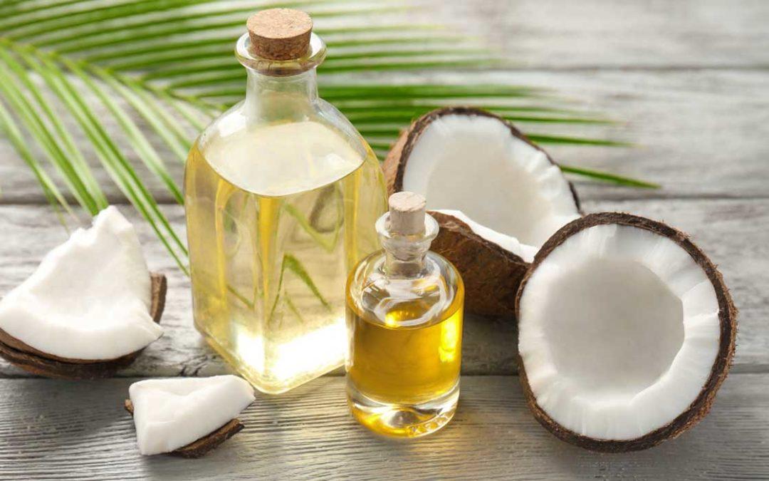 diferencias aceite de coco