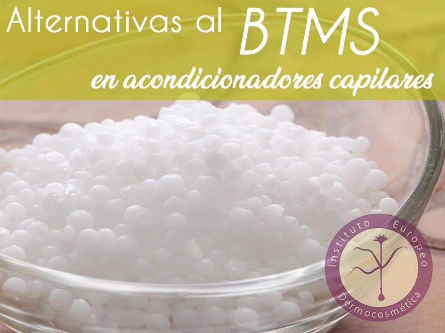 Alternativas al BTMS en acondicionadores capilares