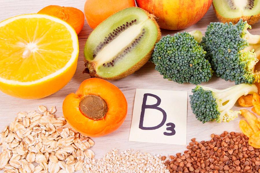 Vitamina B3 Niacinamida. Conociendo los ingredientes a fondo
